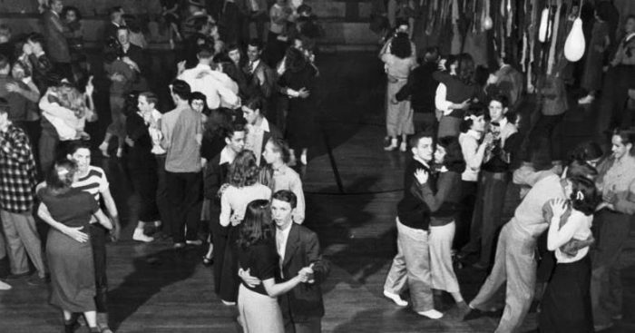 Sock Hop, 1950's, Dance