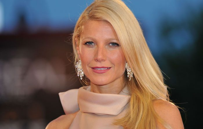 A photograph of Gwyneth Paltrow who is a member of the mile high club